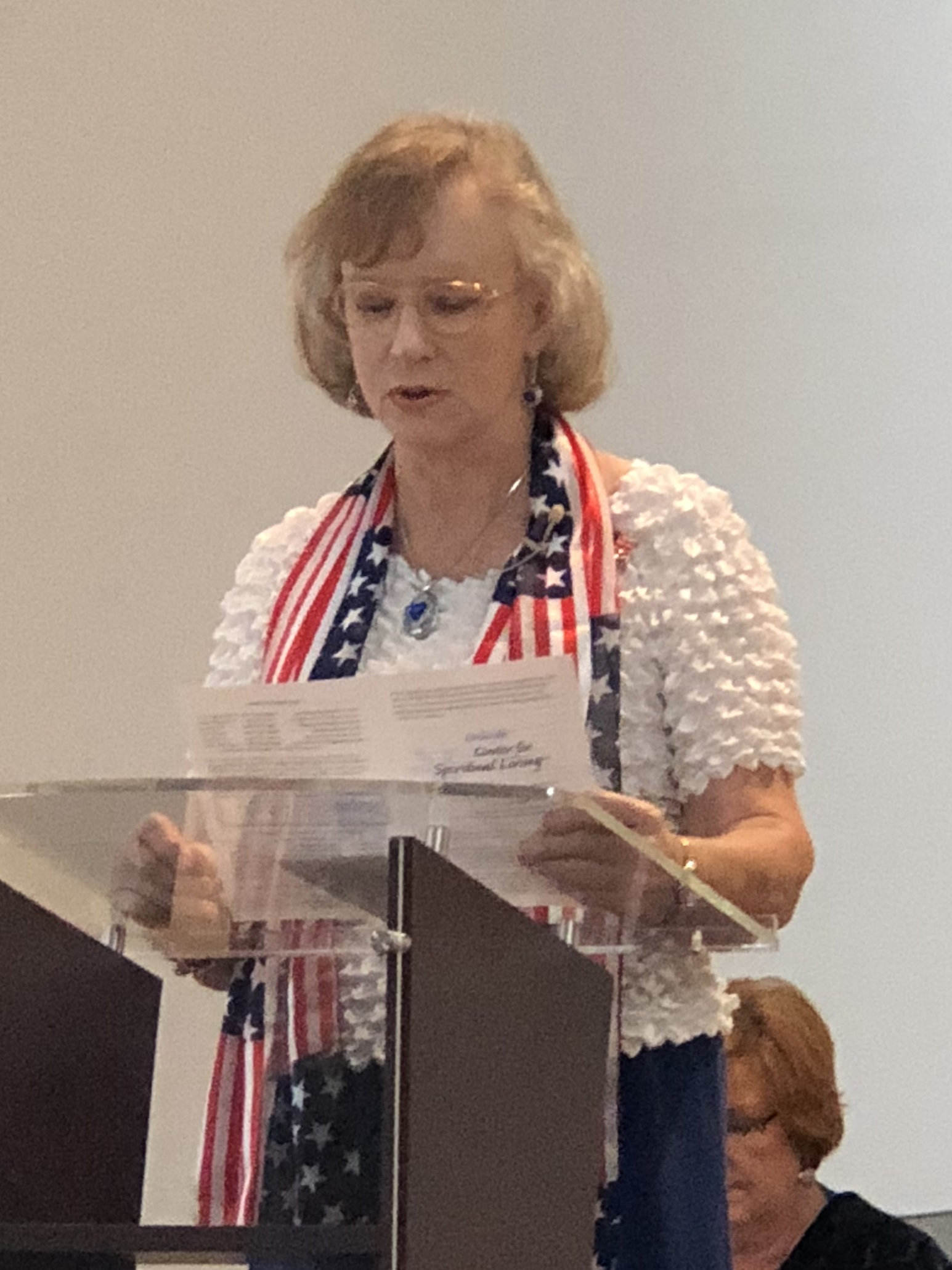 Rev Peggy Hostetler
